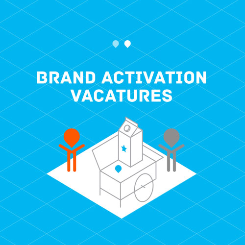 Brand activation vacatures PSfm